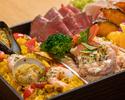 【要予約】ローストポークの旬彩膳