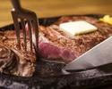 【お食事に】焼き立て窯焼きピッツァやアンガス牛ステーキが味わえるプラン