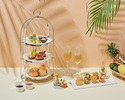 CLASSIC AFTERNOON TEA: TROPICAL PARADISE with Champagne