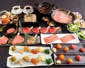 〔個室〕【極みコース全13品】2時間制◆肉寿司に稀少部位も◆