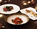 2020 Christmas 6 course Dinner with confirmed Window seat and Prestige Champagne Toast [17-21 Dec.]