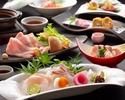 【3~5月ディナー】桜鯛・土佐初鰹・阿波美豚 春海会席