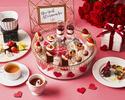 【土日祝】バレンタイン N.Y. アフタヌーンティー