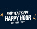 NYE Countdown Party to 2021_Happy Hour at Infinity Pool edge