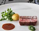 【MANGIARE Lunch★お誕生日や記念日にお勧め】魚・肉が含まれた全5品贅沢フルコースランチ
