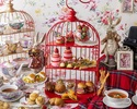 "【Sat, Sun & Holidays】With Free Flow inc. Sparkling Wine! ""Alice's bread Eat me"" Afternoon tea with strawberry sweets, authentic scones, and bread (12/26 ~)"