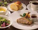 【1/4~3/11】ステーキ&グリルディナー国産ポークグリル
