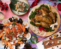 Christmas & New Year Table Top Buffet (Eve & Day)