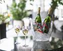 【平日限定プリフィクスランチ全4品】 選べる前菜&メインなど全4品+シャンパン含むフリーフロー