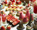 【Friday Only】 Strawberry Sweets Buffet