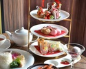 【Lunch】Strawberry Singapore Afternoon Tea Lunch Cattleya