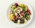 【Taxi Delivery】Regular Chef's Salad 12 Kinds Vegetable,Chicken,Shrimp