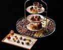 【Weekend:Dining】Organic Chocolate Afternoon Tea 🍫