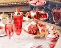 """【苺尽くしアフタヌーンティー】Afternoon Tea """"Strawberry""""+パルフェ"""