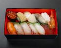 【デリバリー】にぎり寿司