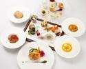 1/15~【Lunch Course】Ie dejeuner Vent ~風(ヴァン)~ 3,000円(税別)【料理5品】