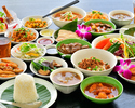 【Lunch】ナシパダンランチ 土日祭日席予約 120分制 1950円