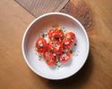 ローストトマトのピクルス