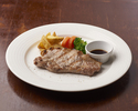 """Charcoal grilled """"Yamato"""" pork loin(200g)"""