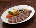 Charcoal grilled beef tagiliata(350g)