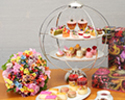 【3/4-3/14Only】 [FLOWER POWER] Afternoon Tea
