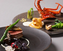 Atelier counter dining complete course