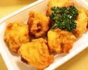 桃李 鶏の唐揚げ
