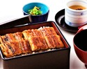 【夕食】 国産鰻重
