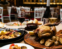 2名様限定!お食事コース3000yen RRWで人気のお料理を揃えたスタンダードコース