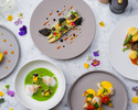 White Asparagus & Green Asparagus Dinner