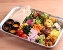 【テイクアウト】サラダ&デリ15種(3-4名様分)