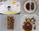 [Reservation required up to 3 days in advance] 3 major delicacies in the world, a pair course (¥ 50,000 for 2 people)