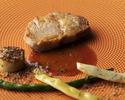 【Menu SAKURA Diner】全10皿+ペアリング+お土産マカロン付き(窓際席確約)