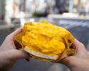 毎日食べたい大満足チーズオムレツパン
