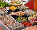 【Adults】 Grand Café Dinner Buffet (April/May Weekend)