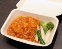 [TAKE OUT] Sauteed Lobster with Chili Sauce