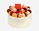 Strawberry-Raspberry Shortcake