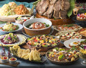 """[Saturdays, Sundays, and holidays] Holiday lunch buffet """"Spring Mediterranean"""" & """"Freshly fried tempura"""" All-you-can-eat senior (65 years old and over)"""