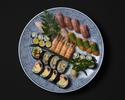 魚L 寿司盛「集」