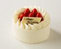 ◆ストロベリーショートケーキ(15cmサイズ)