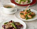 3月・4月【本格四川料理】季節の食材を使用した福コース全8品