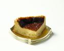 【TAKE OUT】ウェールズ産チーズが香る 濃厚バスクチーズケーキ