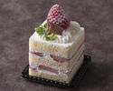 【TAKE OUT】苺のショートケーキ