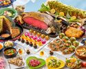 Early Bird -〈Adult 〉Weekday Dinner Buffet plan