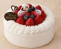 4号・12cm ストロベリーショートケーキ