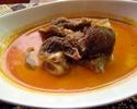 [Take out] Kurekanbin (goat curry) with rice