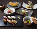 寿司会席 8,500円(税サ込)