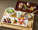 【3/1~・バルゾーン】グラススパークリング+選べるドリンク2杯付き  「オペレ~OPERE~」贅沢食材の料理を少しずつ楽しめるプレートディナー