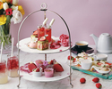 Strawberry Blossom Afternoon Tea