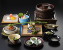[Weekday online reservation only] Kasane (lunch) with one drink to choose from